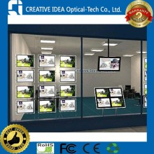 A4 Landscape Window Display for Real Estate