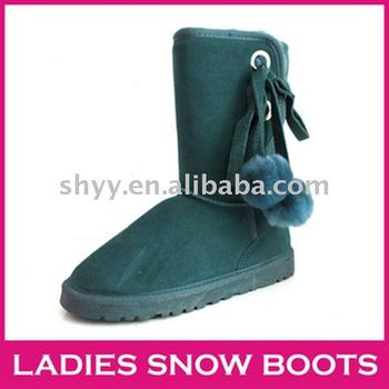 Women's winter snow boots 2014 hot fashion boot