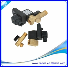 "2017 Manufactory Normally closed 1/2"" Timer Auto Drain solenoid valve with 1.6MPa"
