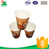 disposable customer logo paper cup for coffee