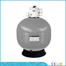 Good reputation 1200mm diameter swimming pool sand filter lowes top-mounted swimming pool pump and filter