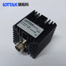 N-type coaxial fixed attenuator,50w rf attenuator, 0 to 3 GHZ, 3,6,10,15,20,30,40dB