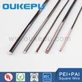 H200 degree 1.5*1.5mm Enameled copper square wire