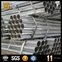 good quality astm a120 galvanized steel pipe , hot dipped steel pipe in stock , dn50 hot dipped galvanized steel round pipe