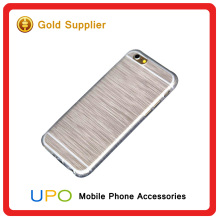[UPO] Brush Jelly Flexible soft gel cover TPU Phone Case For iPhone 6