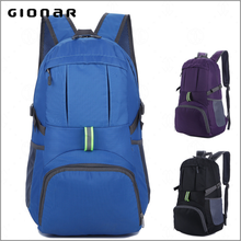 Outdoor Waterproof Multicolor Foldable Travel Bag Cycling Cooler Backpack
