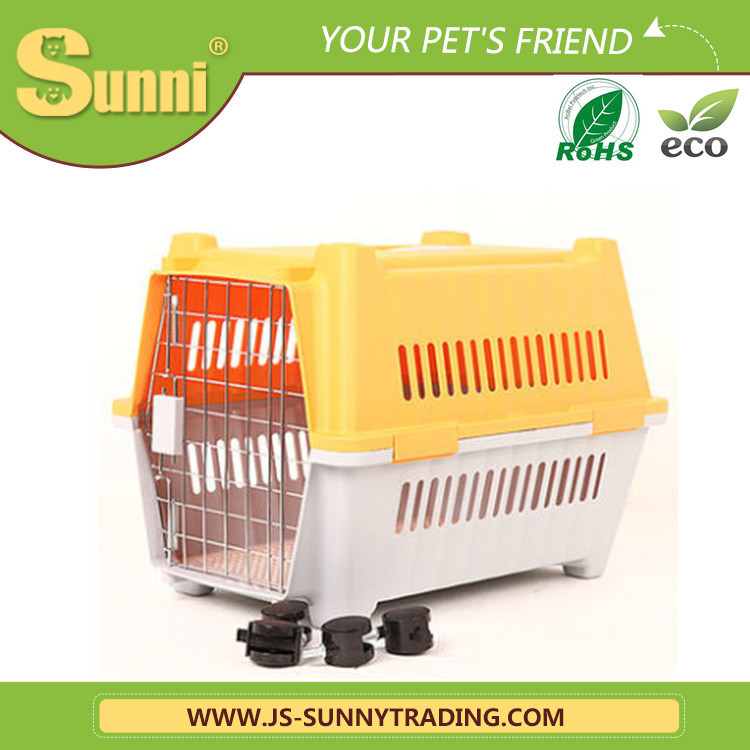 New design fashion pet transport box pet cages for dog