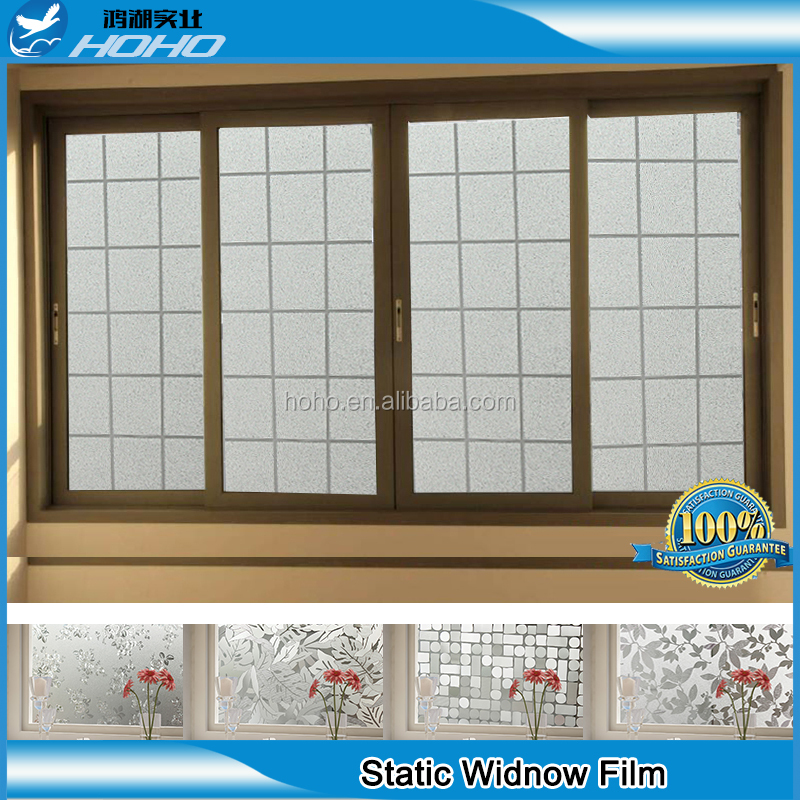 translucent window film printing adhesive sticker