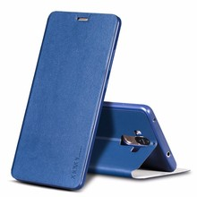 X level mobile Phone Case for Huawei Ascend Mate 9 Luxury PU Leather Flip Cover for Huawei Mate9
