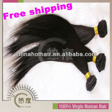 2012 perfect fashion 100% virgin straight combodian hair in stock