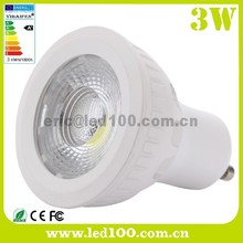 LED Spot Lamp, 3W COB LED Spot Lamp Dimmable
