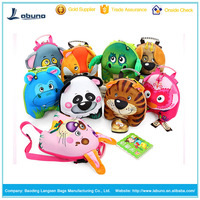 kids school Backpack (Factory Direct Sell) promotion animal shoulders backpack for kids