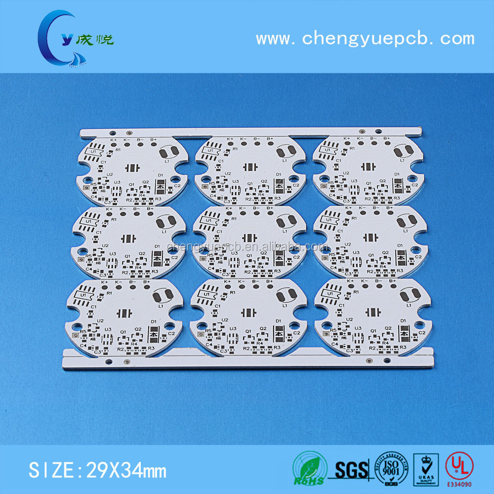 List Manufacturers Of Pcb Assembly Led Buy Get Circuit Boardsled Boardled Board Light Aluminum Factory Mcpcb For Bulbs