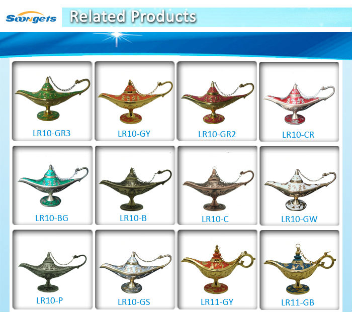 LR11-GB Alibaba Website Buy Magic Lamp Aladdin