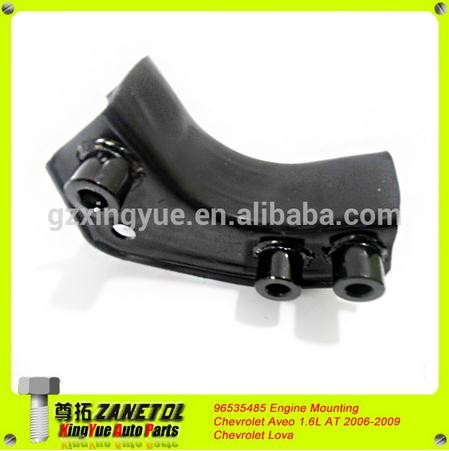 Auto Rear Transmission Support Bracket Engine Mounting 96535485 for Chevrolet Aveo Lova Daewoo Pontiac G3