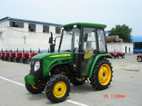 400/404 2/4WD agricultural tractor/farm track tractor with CE made in china