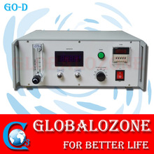 ozone generator connected for high ozone density in GUANGZHOU