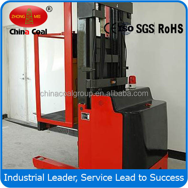 TH series semi-automatic high level order picker
