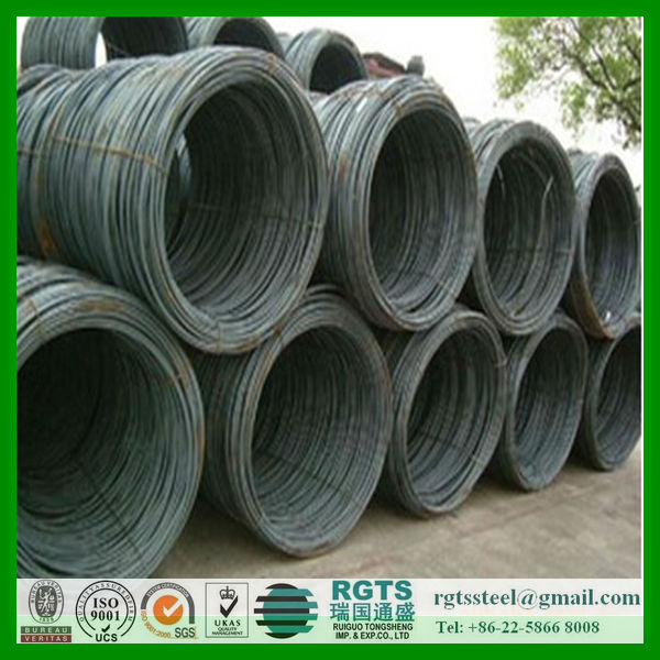 SAE1008 Steel wire for rod making machine