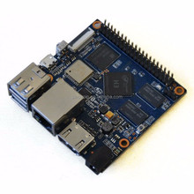 Competive price Allwinner H3 Quad core 1GB RAM 8GB eMMC flash memory support wifi and bluetooth banana pi m2+
