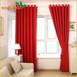 Modern hanging decorative string blackout window curtain 2016