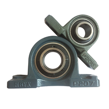 HBYX Used Pillow Block Bearings Price UCP205 Kubota Farm Tractor for Sale Brass Price Per kg in China