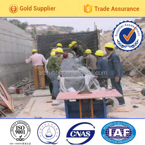 Pneumatic rubber Concrete Casting Formwork for sale