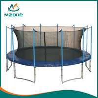 Mzone Children Trampoline Outdoor Garden Toys for Kids