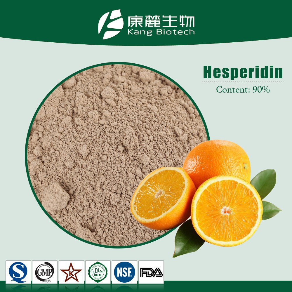 ISO Factory Supply hesperidin become exclusive distributor