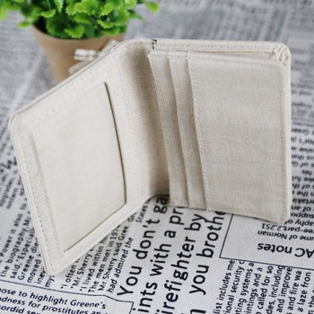 Business name card holder and ID credit pocket