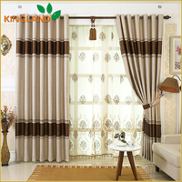 Wholesale austrian style curtain and blinds ready made curtain