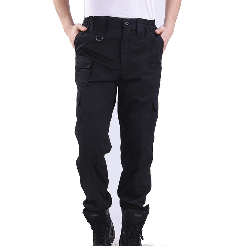 wholesale custom cheap security guards uniforms pants from China