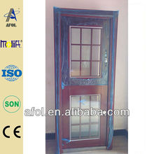 metal interior dutch split door