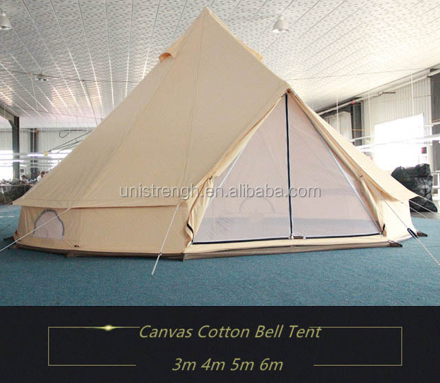 Easy Carried Bell Tent Travelling Bell Tent for Glamping