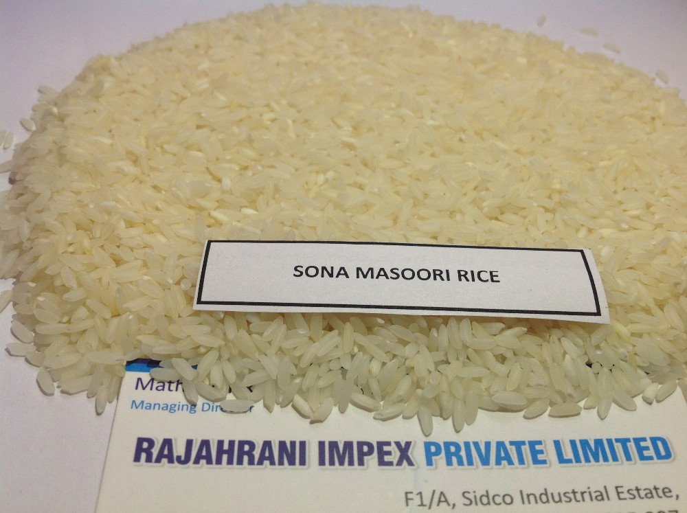 Un Touch By Hand Quality Sona Masuri Exporters to USA