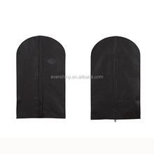 Foldable non woevn mens garment suit bag