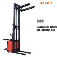2000kg electric lift truck