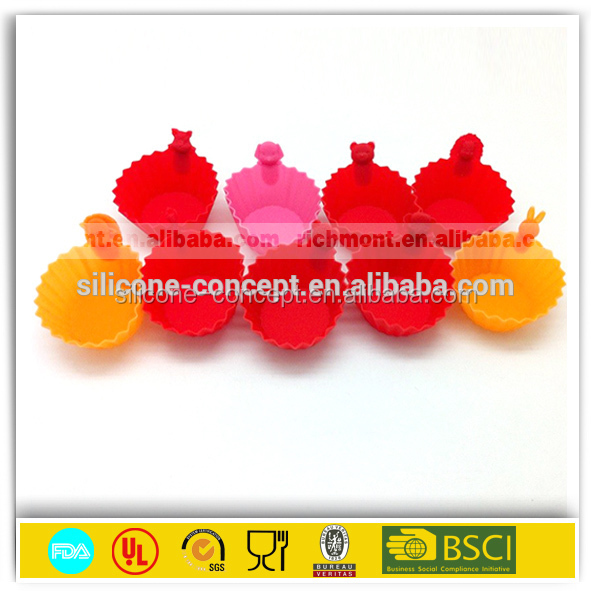 new design high quality silicon bakeware