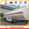 CCC BV WMI ISO certificate oil tanker semi trailer, oil tank semi trailer, oil tanker trailer