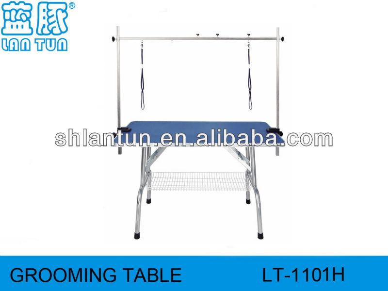 General stainless steel folding pet gromming table