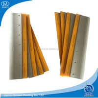 high quality screen printing squeegee with aluminum handle