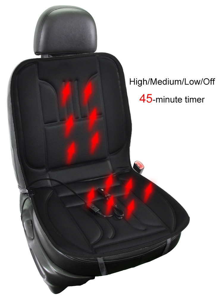 2018 Hot Sale 12V Heated Car Seat Cushion