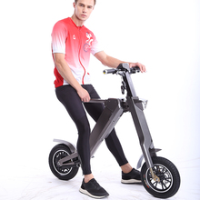 Handle Factory Price Mini Chainless Bike Two Wheeler Smart 2 Wheel Folding Electric Scooter For Adult