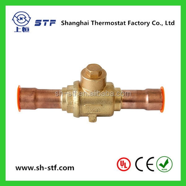 High Pressure Brass Shut Off Valve