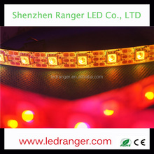 5050 addressable rgb led strip WS 2812 DC5V 30/32/60/64/144 LEDs per meter neon 5050 LED Strip