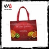 alibaba china non-woven tote bag, boutique non woven shopping bag, non woven wine bag
