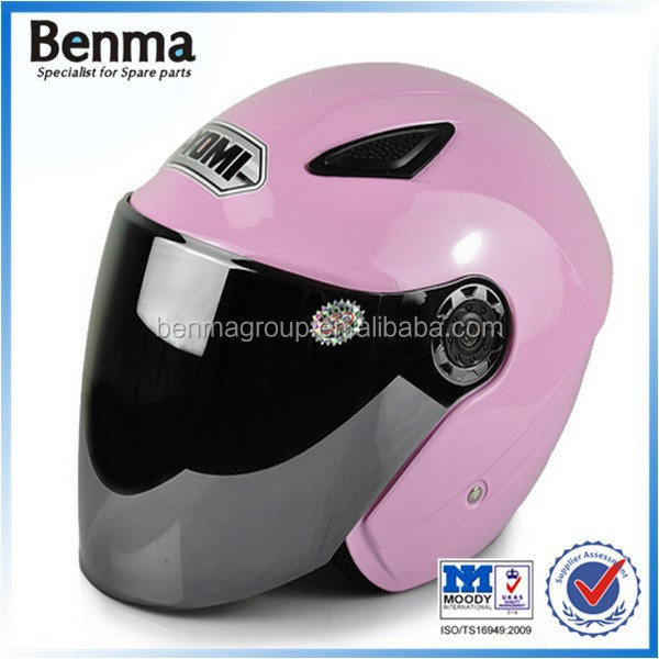 bulletproof motorcycle helmets with ABS materials,open face motorcycle helmets