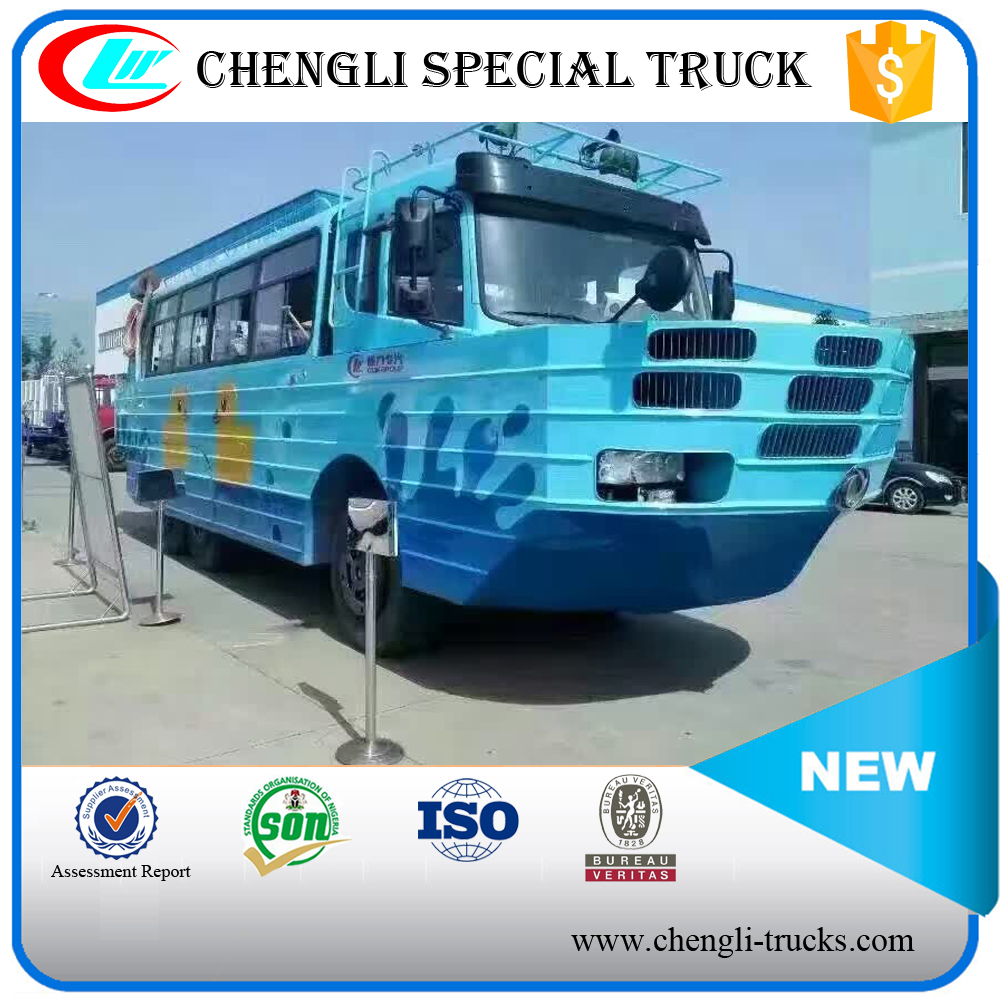 International Special Auto Multi-purpose Vehicle Amphibious Truck Manufacturer