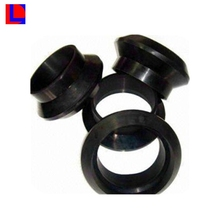 Custom size silicone/rubber food grade connector viton grommet