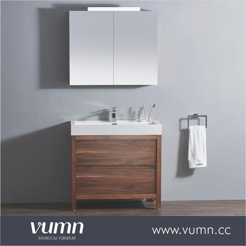 Contemporary Bathroom Design Frosted Glass Panel Doors Vanity Cabinet Buy Vanity Cabinet